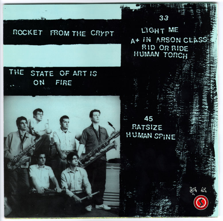 Rftc Discography The State Of Art Is On Fire